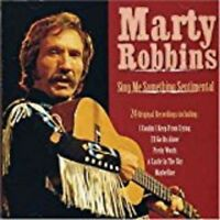 Marty Robbins-Sing Me Something Sentimental CD New/Sealed