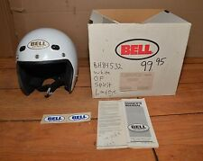 Vintage Bell Spirit Helmet open face collectible Large L box sticker instruction