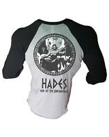 Iron Gods Hades T-Shirt | Titan Series Gym Apparel | Workout Gear | Greek Gods
