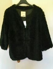 Waist Length Faux Fur NEXT Coats & Jackets for Women