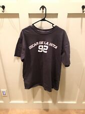 Vintage Offical Oscar De La Hoya 92 100% Cotton T-Shirt Size XXL Gray