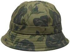 Dc Clothing Uomo Gzj1 Cappelli motivo ancora colore Verde Taglia S/m (e8b)