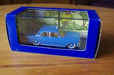 Voiture neuve en boîte. 1/43. TINTIN. Le Taxi Bleu. L'Ile noire. Ford Zephyr Mk