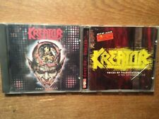 Kreator [3 CD Alben] Enemy of God(+DVD)+ Voices of Transgressions +Coma Of Souls