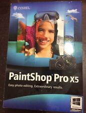 new Corel Paintshop Pro X5 for Windows - PSPX5ENMBAMC