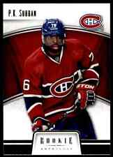 2013-14 Panini Rookie Anthology P.K. Subban #51
