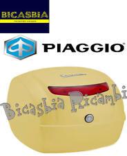 9415 - BAULETTO POSTERIORE 32 LT GIALLO LIME 928/A VESPA 50 125 150 LX
