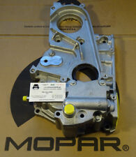 Oil Pump Jeep Wrangler JK  2.8L 07-10 Jeep Cherokee KK 68027317AB New OEM Mopar