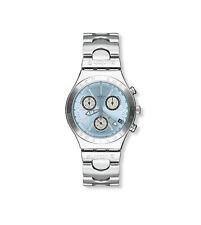 Unisex Swatch Irony Armbanduhren mit 12-Stunden-Zifferblatt