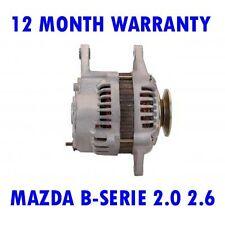MAZDA B-SERIE 2.0 2.6 1985 1986 1987 1988 1989 1990 - 1996 RMFD ALTERNATOR