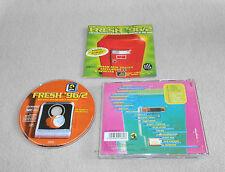 CD  Fresh 96/2  Fun Factory, Carl Cox, N-Trance u.a.  20.Tracks  1996  110