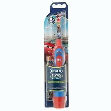 Braun Oral-B Kids Stages Power Battery Toothbrush Disney Cars DB4510K
