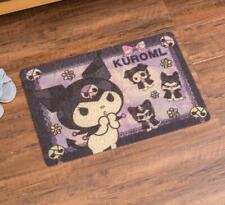 kuromi square Rug Carpets Floor Mats Bath Rugs mat action