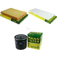 MANN-FILTER PAKET Opel Astra F CC 53/_ 54/_ 58/_ 59/_ 1.7 TDS Caravan 51/_ 52/_ 55/_ TD