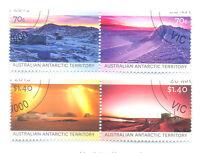 Australian Antarctic Territory-Colours 2015 fine used cto
