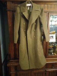 WW 2  Us Trench Coat Size 36 B
