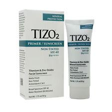 Tizo 2 • Facial Mineral Sunscreen Spf 40 • Non Tinted • 1.75oz • New • Authentic