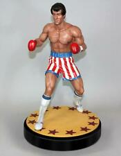 1:4 SCALE ROCKY STATUE, SYLVESTER STALLONE BY HCG, BRAND NEW, FREE SHIPPING!