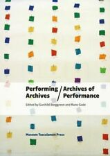 More details for performing archives / archives of performance frisch
