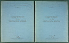 SIA - REGLEMENTATION DE LA CIRCULATION AERIENNE 1956 - COMPLET 2 T- AIR FRANCE