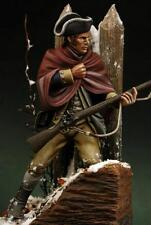 Beneito American Continental Army Soldier AWI 54mm Unpainted metal kit