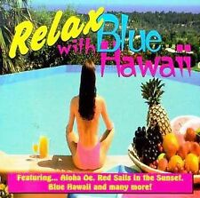 Unknown Artist Relax With Blue Hawaii CD