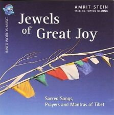 FREE US SHIP. on ANY 2 CDs! NEW CD Amrit Stein: Jewels of Great Joy: Sacred Song