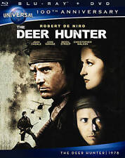 THE DEER HUNTER (Blu-ray + DVD) MINT! Inc Slipcover!