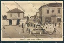 Rimini Bellaria cartolina D7423 SZD