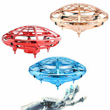 Hand UFO Flying Drone Mini Ball Toys Helicopter Kids Hover Beginner Quadcopter