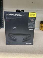 New listing Brand New- Lg Tone Platinum+ Plus Hbs-1125 Wireless Stereo Headset Headphones