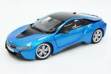 PAR80432336840 by PARAGON BMW I8 PROTONIC BLUE 1:18