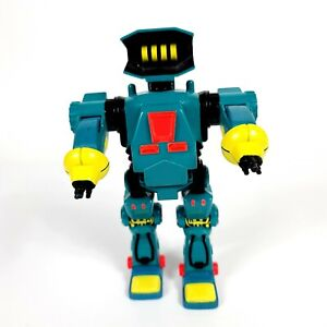 Vintage Lewis Galoob Toys Robot Action Figure ZBOT Tranzor 1992 Classic toy 8""