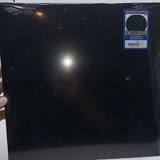 "Metallica Black Album 12"" 2LP Exclusive Blacker Marble Vinyl New Sealed Walmart"