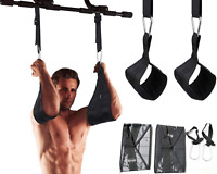 AB Sling Abdominal Weight Lifting Door Hanging Strap Chinning Bar