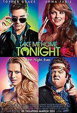 Dvd Film - Take Me Home Tonight (2011)