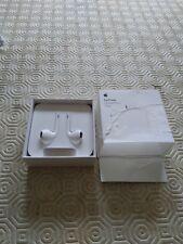 Apple EarPods con spina per cuffie.