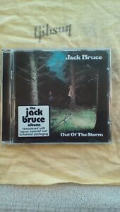 JACK BRUCE-OUT OF THE STORM-CD. RARE/MINT