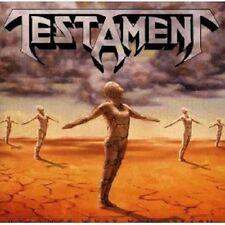 TESTAMENT - PRACTICE WHAT YOU PREACH CD HEAVY METAL NEU