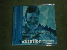 Pharoah Sanders Meditation - Selections - Take 2 Japan Mini LP