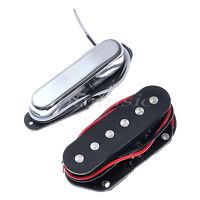 Belcat Electric Guitar Bridge Neck Pickup For Fender Telecaster Pickups Parts