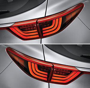 LED Tail Light Lamp Assembly For Kia Sportage QL