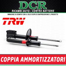 Kit 2 shock absorbers rear TRW JGT1082T SEAT SKODA VW