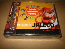 Arcade Disc In JALECO VARIETY Soundtrack CD