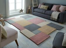 Spectrum Dynamic Mehrfarbig Modernes Design Weich Läufer Verschiedene Größen Und