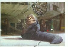"STAR WARS-JABBA THE HUTT-TRILOGY-POSTCARD-4""X6""-(SWARS-77*)"