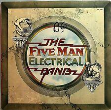 "THE FIVE MAN ELECTRICAL BAND ""Sweet Paradise"" Vinyl LP - 1973 Lion/MGM LN 1009"