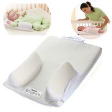 Infant Newborn Baby Head Cushion Anti Roll Pillow Sleep Positioner Prevent Flat