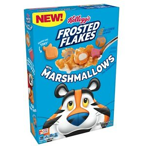 Kellogg's Frosted Flakes with Marshmallows 12 oz