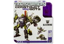 Hasbro TRANSFORMERS Construct Bots FAIT 3 en 1 67 Pièces A4708